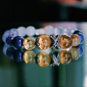 Jewelry - Bracelet Talisman, all natural stones 🌿